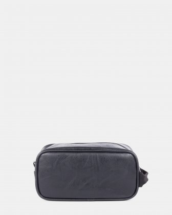 VALENTINO - Toiletry bag with handle and Inside wet pocket - black - Bugatti