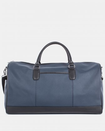 Gin & Twill - Duffle Bag with Padded laptop section - navy Bugatti