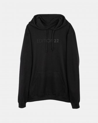 EDITION22 - LIMITED EDITION HOODIE (MEDIUM) - BLACK Bugatti