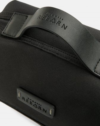 Bugatti – Reborn Collection – Multifunction Case - Made of 100% Recycled Material - BLACK - Bugatti